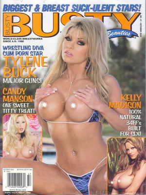 Hustler's Busty Beauties - October 2006