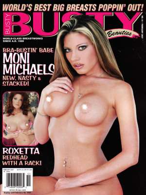 Hustler's Busty Beauties - February 2007