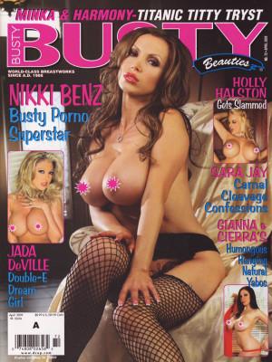 Hustler's Busty Beauties - April 2009