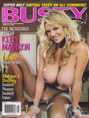 Hustler's Busty Beauties - November 2009