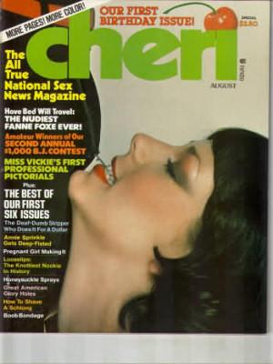 Cheri - August 1977