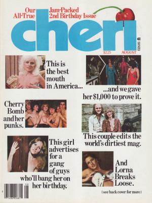 Cheri - August 1978