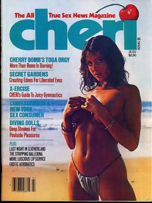 Cheri - July 1979