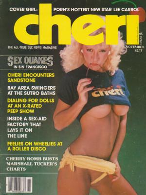 Cheri - November 1980