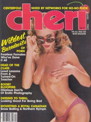 Cheri - April 1981