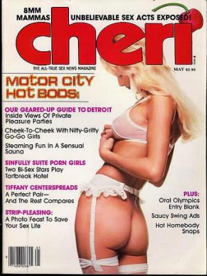 Cheri - May 1981