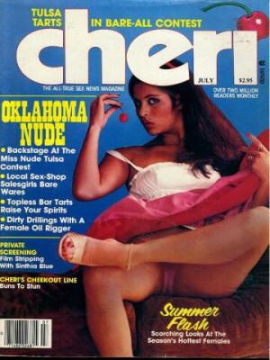 Cheri - July 1981
