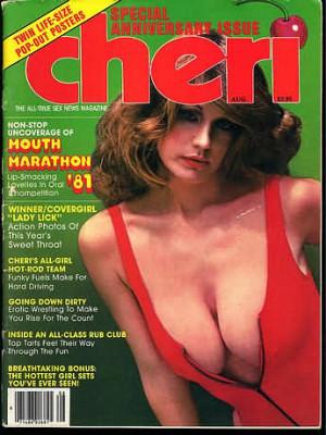 Cheri - August 1981