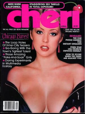 Cheri - April 1982