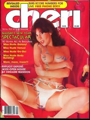 Cheri - January 1983