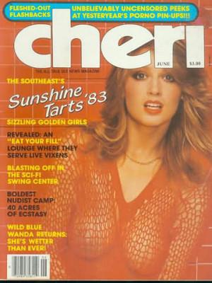 Cheri - June 1983