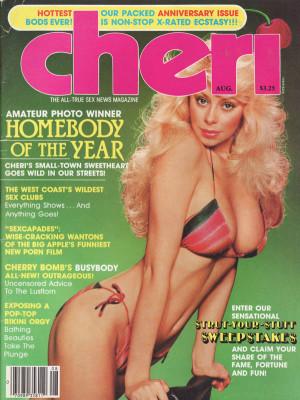 Cheri - August 1983