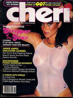 Cheri - November 1983
