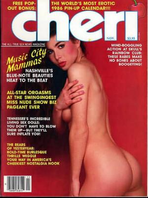 Cheri - November 1985