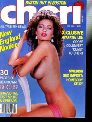 Cheri - February 1986