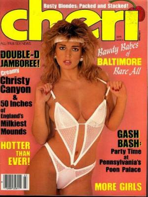Cheri - March 1986