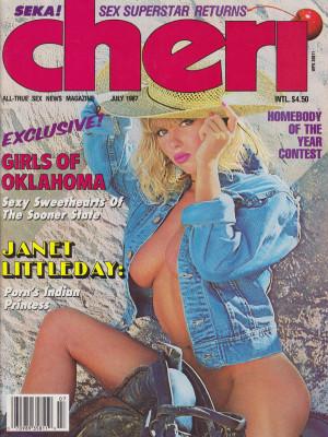 Cheri - July 1987
