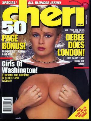 Cheri - October 1987