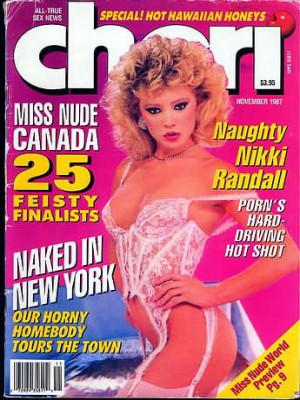 Cheri - November 1987