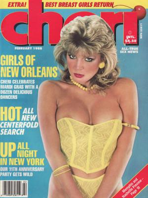 Cheri - February 1988