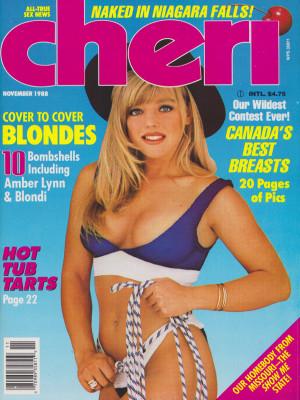 Cheri - November 1988