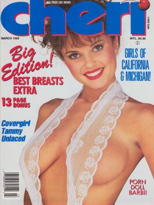 Cheri - March 1989