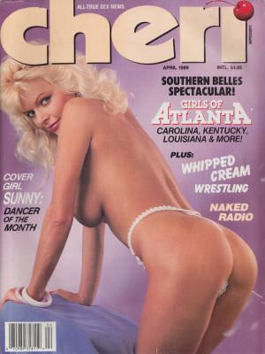 Cheri - April 1989