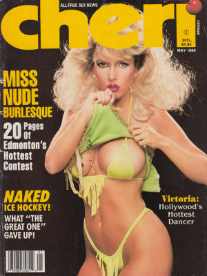 Cheri - May 1989