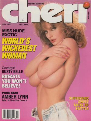 Cheri - July 1989