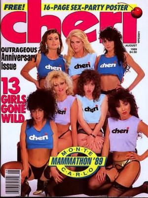 Cheri - August 1989