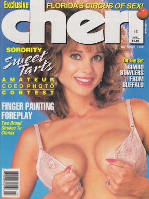 Cheri - October 1989