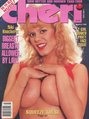 Cheri - March 1990