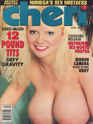 Cheri - April 1990