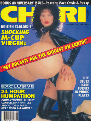Cheri - August 1990