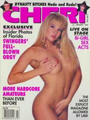Cheri - January 1992