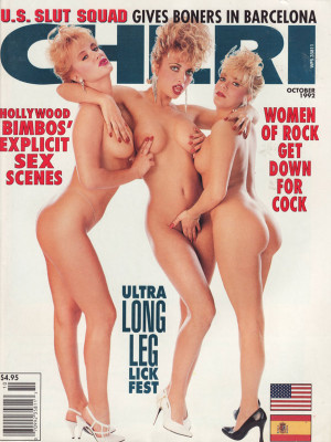 Cheri - October 1992