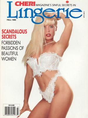 Cheri - Fall 1992 - Lingerie