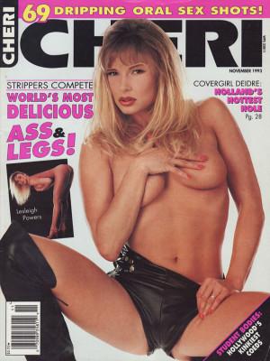Cheri - November 1993