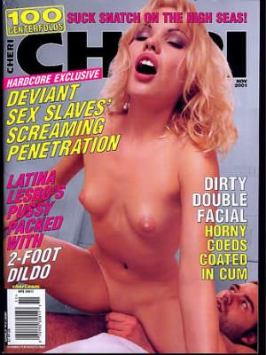 Cheri - November 2001