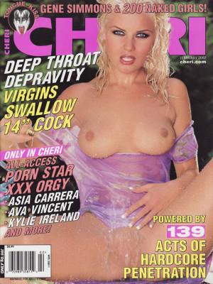 Cheri - February 2002