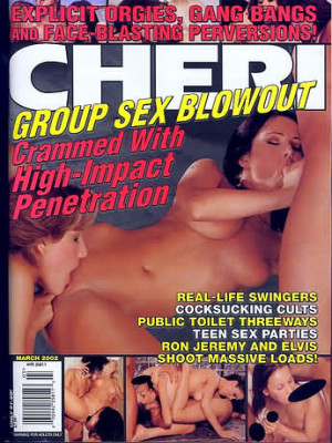 Cheri - March 2002