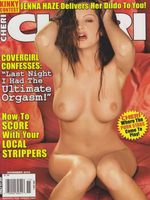 Cheri - November 2003