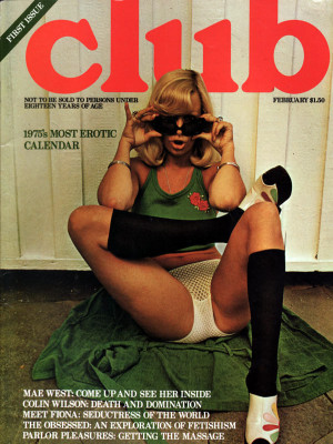 Club Magazine - February 1975