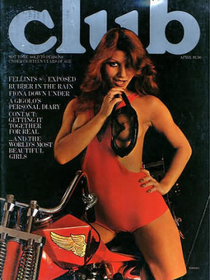 Club Magazine - April 1975