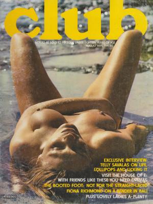 Club Magazine - August 1975