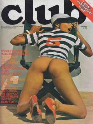 Club Magazine - February 1976