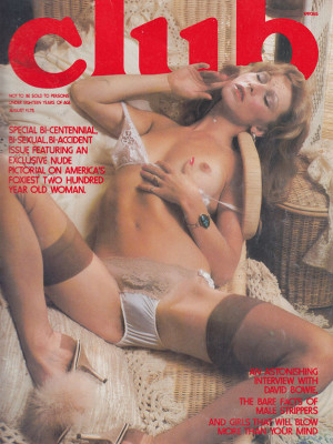 Club Magazine - August 1976