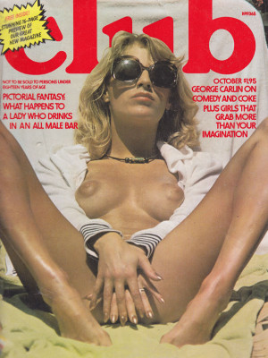 Club Magazine - October 1976
