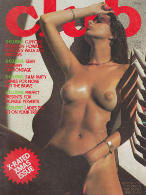 Club Magazine - Holiday 1976