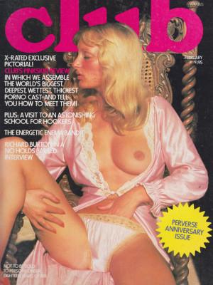 Club Magazine - February 1977